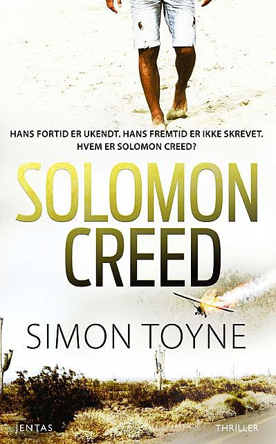Solomon Creed, Simon Toyne