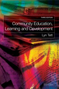 Community Education, Learning and Development, Ian Fyfe, Lyn Tett