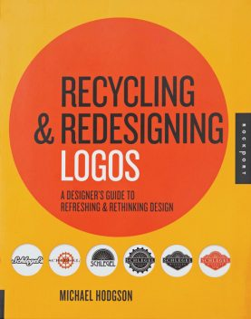 Recycling and Redesigning Logos, Michael Hodgson