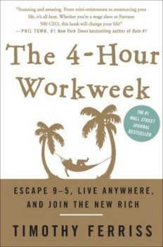 The 4-Hour Workweek, Timothy Ferriss