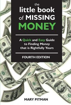 The Little Book of Missing Money, Mary Pitman