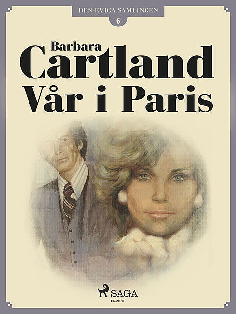 Vår i Paris, Barbara Cartland