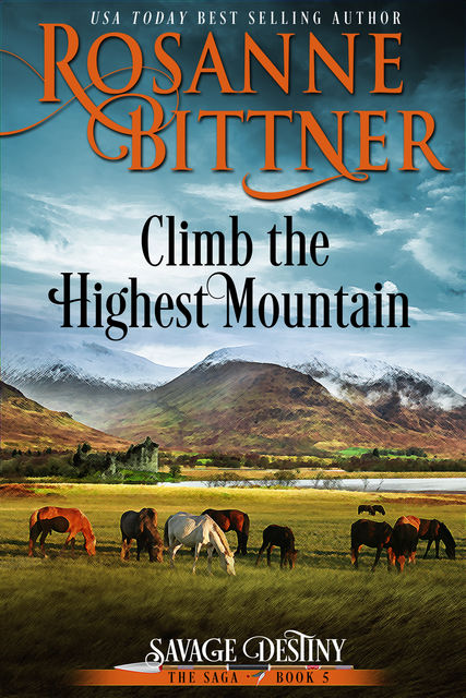 Climb the Highest Mountain, Rosanne Bittner
