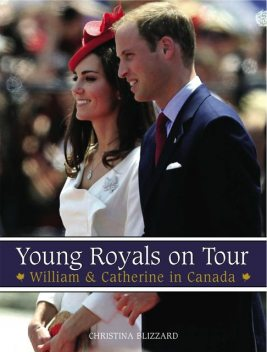 Young Royals on Tour, Christina Blizzard