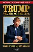 Trump: The Art of the Deal, Donald Trump, Tony Schwartz