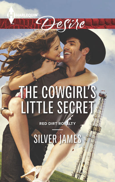 The Cowgirl's Little Secret, James Silver