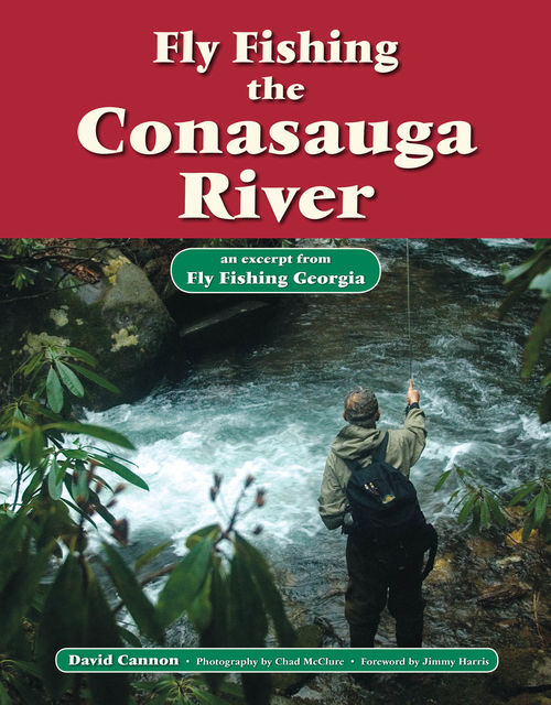 Fly Fishing the Conasauga River, David Cannon