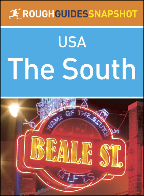 The South (Rough Guides Snapshot USA), Rough Guides