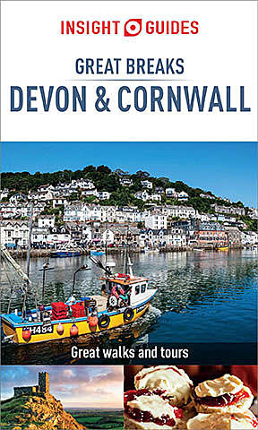Insight Guides: Great Breaks Devon & Cornwall, Insight Guides