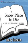 Snow Place to Die, Mary Daheim