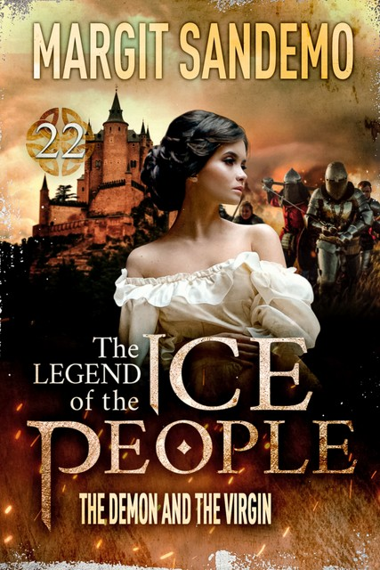 The Ice People 22 – The Demon and the Virgin, Margit Sandemo