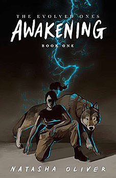 The Evolved Ones-AWAKENING Book One, Natasha Oliver
