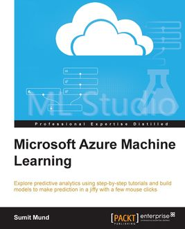 Microsoft Azure Machine Learning, Sumit Mund