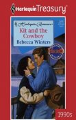 Kit and the Cowboy, Rebecca Winters