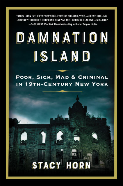 Damnation Island, Stacy Horn
