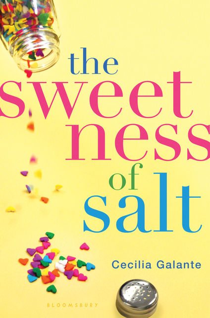 The Sweetness of Salt, Cecilia Galante