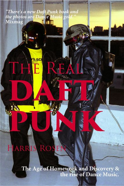 The Real Daft Punk, Harris Rosen