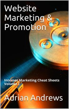 Website Marketing and Promotion, Adrian Andrews