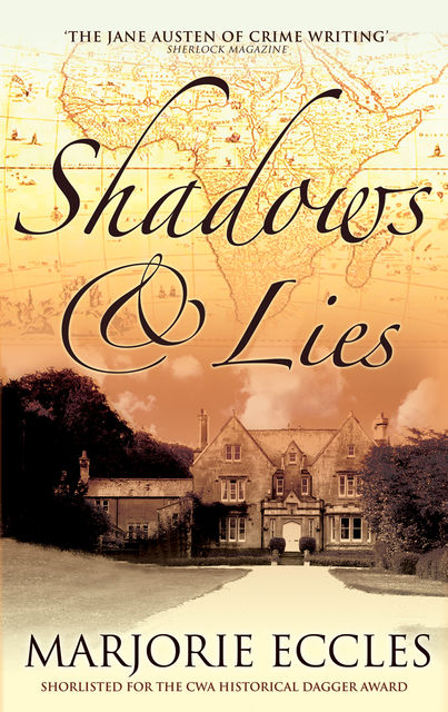 Shadows and Lies, Marjorie Eccles