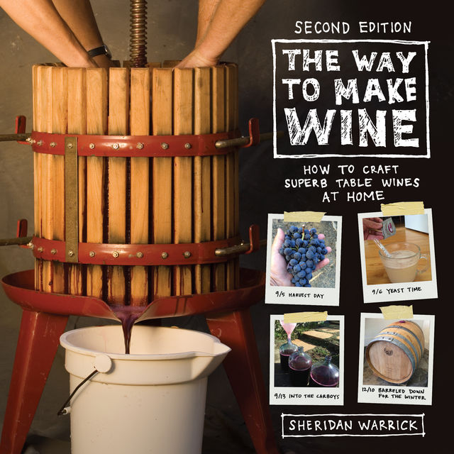 The Way to Make Wine, Sheridan Warrick