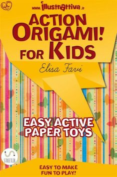 Action Origami for kids, Elisa Favi