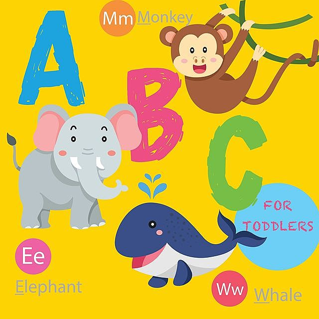 ABC For Toddlers, Ralp T Woods