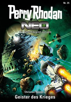 Perry Rhodan Neo 35: Geister des Krieges, Christian Humberg