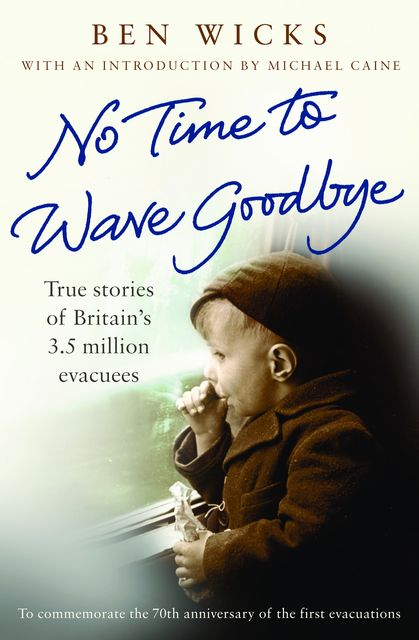 No time to wave goodbye, Ben Wicks