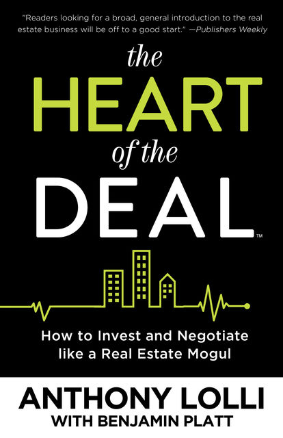 The Heart of the Deal, Anthony Lolli