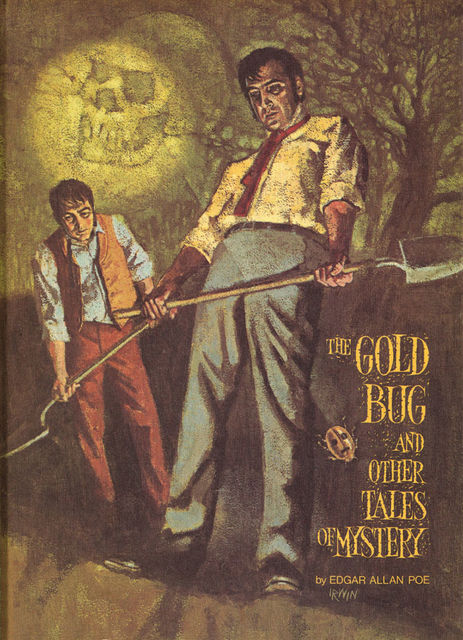The Gold-Bug and other tales, Edgar Allan Poe