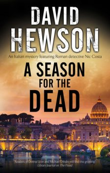 A Season for the Dead, David Hewson