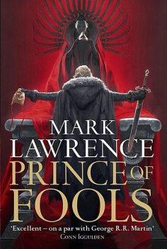 Prince of Fools (The Red Queen's War), Mark Lawrence