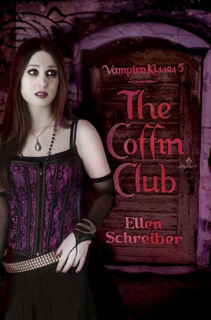 Vampire Kisses 5: The Coffin Club, Ellen Schreiber