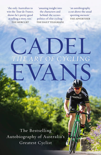 The Art of Cycling, Cadel Evans