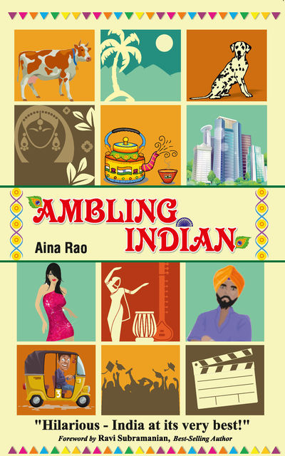 Ambling Indian, Aina Rao