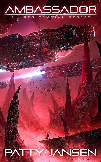 Ambassador 9: Red Crystal Desert, Patty Jansen