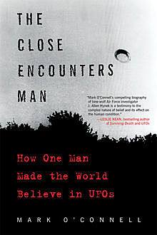 The Close Encounters Man, Mark O'Connell