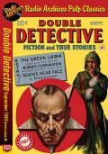 Double Detective September 1940 The Gree, Richard Foster