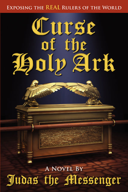 CURSE of the HOLY ARK, Ted Miller III