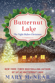Butternut Lake: The Night Before Christmas, Mary McNear
