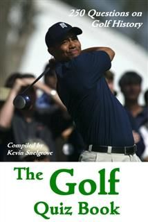 Golf Quiz Book, Kevin Snelgrove