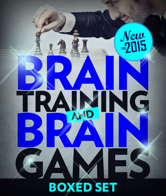 Brain Training And Brain Games (Boxed Set), Speedy Publishing