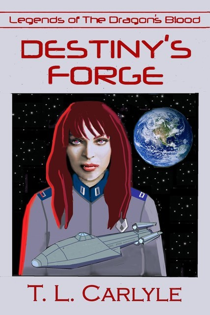 Destiny's Forge, T.L. Carlyle