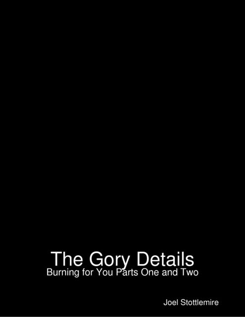 The Gory Details: Burning for You Parts One and Two, Joel Stottlemire
