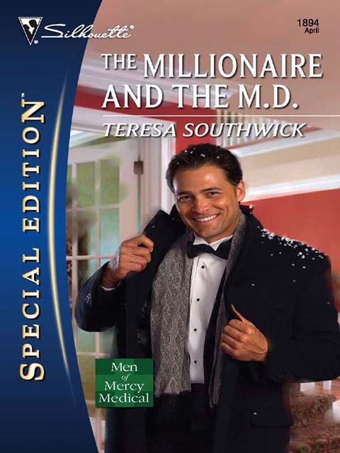 The Millionaire and the M.D, Teresa Southwick