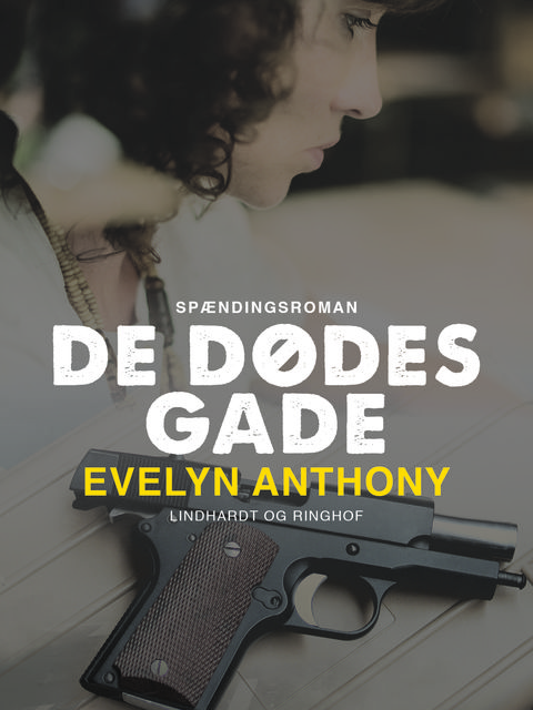 De dødes gade, Evelyn Anthony