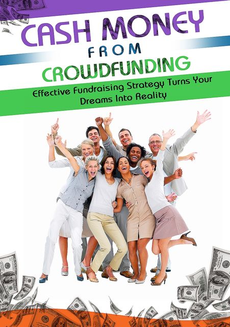 Cash Money From Crowdfunding, Dwayne Anderson