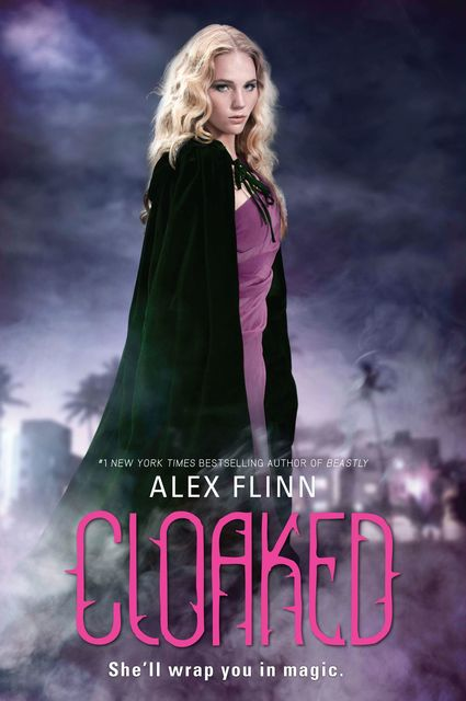 Cloaked, Alex Flinn