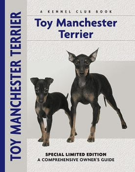 Toy Manchester Terrier, Peter Brown