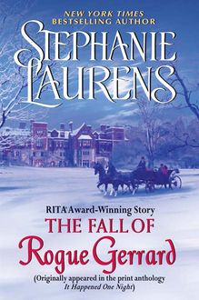 The Fall of Rogue Gerrard, Stephanie Laurens